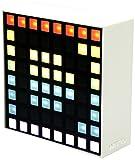"""【日本正規代理店品】 Witti Design DOTTI PIXEL LIGHT アプリでコントロールできる """"ピクセル アート ライト"""" 6821-WH00A00"""