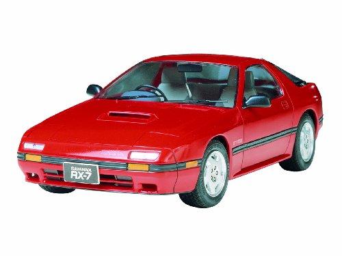 1/24 スポーツカーシリーズ No.60 マツダ サバンナ RX-7 GTリミテッド 24060