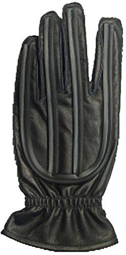 カドヤ(KADOYA) バイク用レザーグローブ VMX GLOVE ブラック LL No.3335