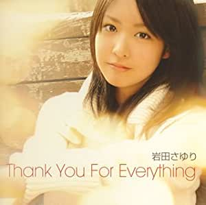 Thank You For Everything(初回限定盤)(DVD付)