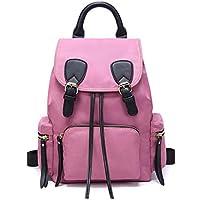 レディースバックパック、キャンバススクールバッグ、2018 New Korean Versionハイキングスポーツバックパック