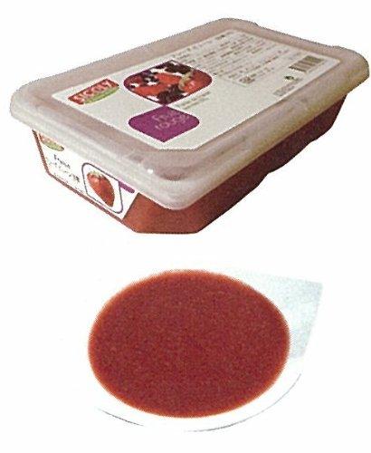 【シコリ】冷凍フレーズピューレ(10%加糖)1kg<いちご>