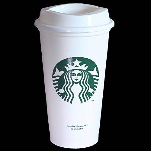 (スターバックス)Starbucks プラスチックカップ CUP PLASTIC REUSAB [並行輸入品]