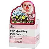 三和通商 ピンクスパークリング ポアパック 洗顔 50g