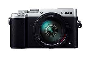 Panasonic ミラーレス一眼カメラ ルミックス GX8 レンズキット 高倍率ズームレンズ付属 2030万画素 シルバー DMC-GX8H-S