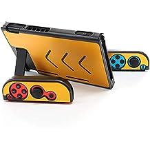 ニンテンドースイッチメタルアルミシェルNS ゲームコンソールハンドルプロテクター