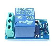 5ボルト1チャンネル10aリレーモジュール用フォトカプラとpic avrのdsp、arm用arduino