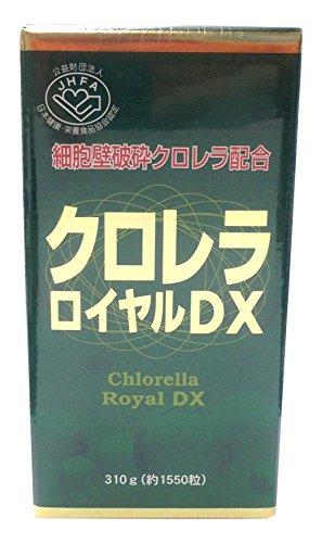 クロレラロイヤル DX 1550粒 310g