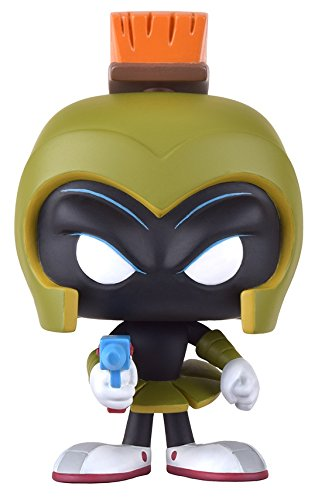 Funko - Figurine Looney Tunes - Duck Dodgers - Marvin The Martian Pop 10cm - 0849803098865