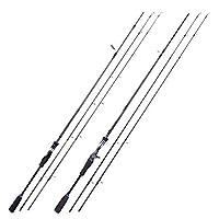 Rotary casting fishing rod bait weight 5-28 g