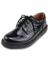 Chiximaxu ボイーズシューズ フォーマルシューズ 男の子 履きやすい 革靴