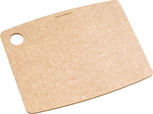 エピキュリアン まな板 カッティングボード 木製 食洗機対応 M ナチュラル 001-120901