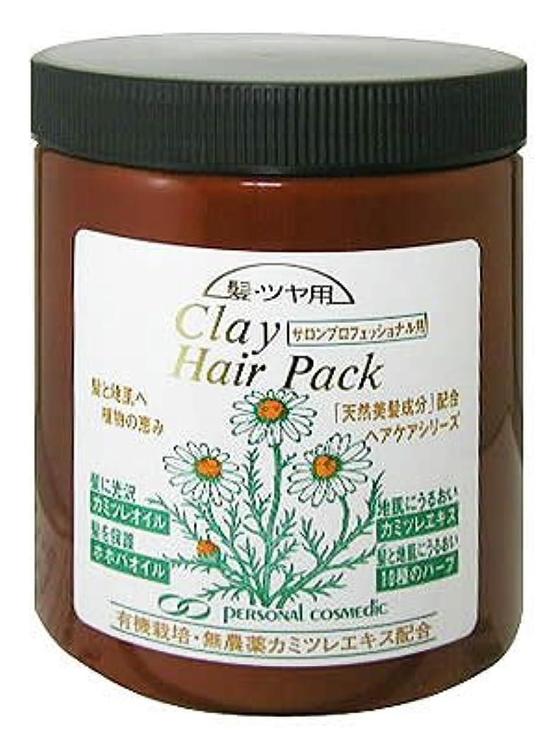 苗定常洗剤PC カミツヤ(髪ツヤ) クレイヘアパック790g