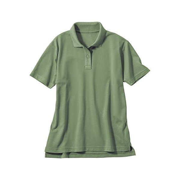 [セシール] ポロシャツ UVカットレディス...の紹介画像13