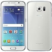 docomo Galaxy S6 SC-05G ホワイト パール