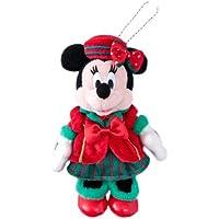 ディズニークリスマス2015 ミニーマウス ぬいぐるみバッジ クリスマス?ウィッシュ【東京ディズニーシー限定】2015年 Xmas パーフェクト クリスマス