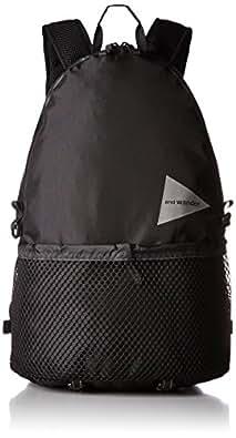 [アンドワンダー] デイパック 20リットルデイパック AW-AA990 2601 black
