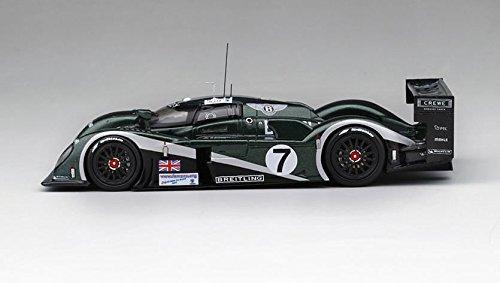 TSM MODEL 1/43 ベントレー スピード 8 #7 ル・マン24時間 2003 優勝車