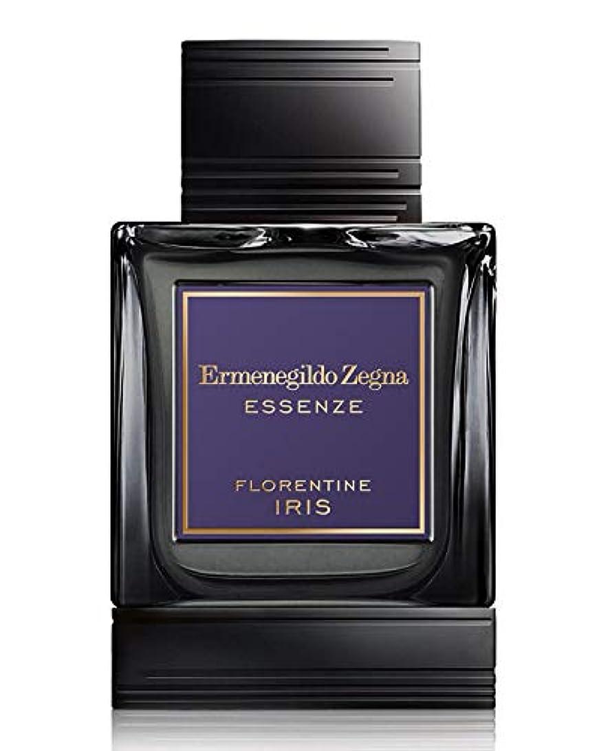 残基黒板作動するErmenegildo Zegna Florentine Iris (エルメネジルド ゼニア フロレンタイン アイリス) 3.4 oz (100ml) EDP Spray for Men