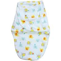 【新生児】【低出生体重児】【おくるみ】 フリースおくるみ:エレファント