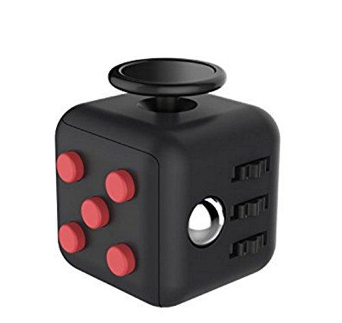 Fidget Cube 6in1 、Yoozonストレス解消キューブ ルービ...
