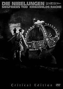 ニーベルンゲン (フリッツ・ラング コレクション/クリティカル・エディション) [DVD]