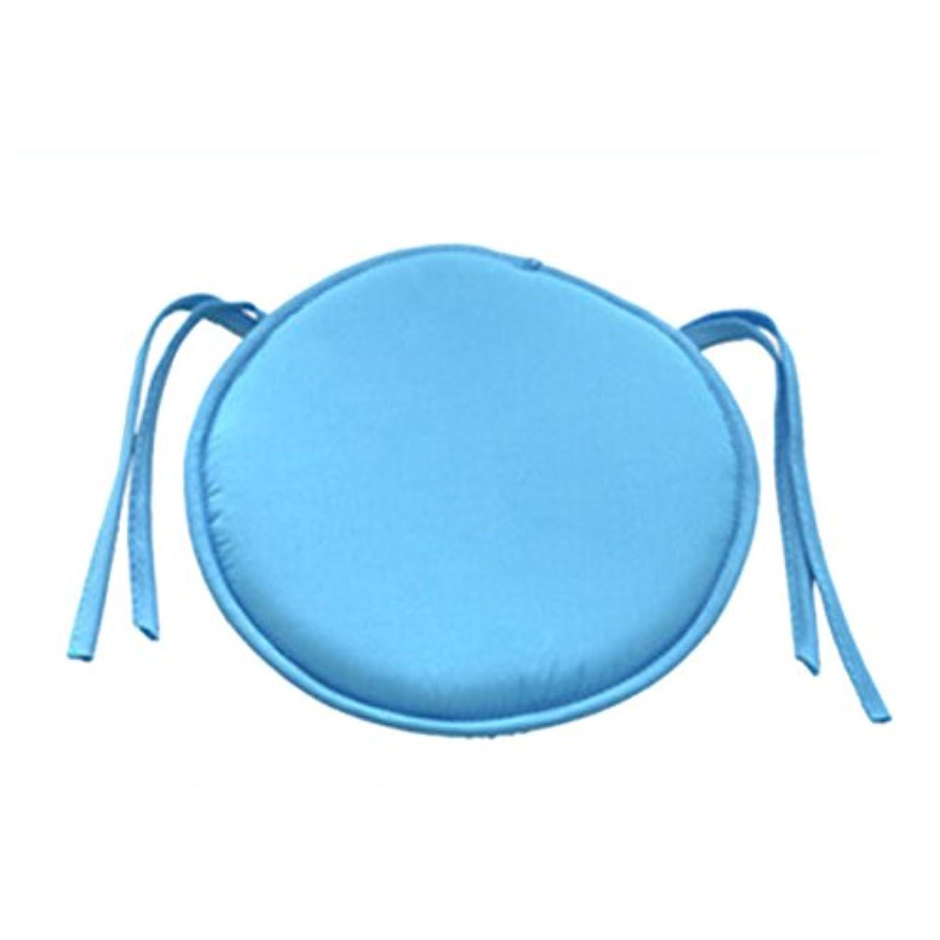 副振る舞い軽SMART ホット販売ラウンドチェアクッション屋内ポップパティオオフィスチェアシートパッドネクタイスクエアガーデンキッチンダイニングクッション クッション 椅子