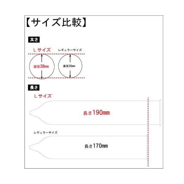 サガミオリジナル002 Lサイズ 12個入りの紹介画像4