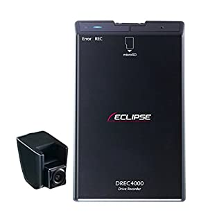 デンソーテン販売 イクリプス(ECLIPSE) 日本製 ドライブレコーダー カメラセパレート型 DREC4000 (B00O420294) | Amazon price tracker / tracking, Amazon price history charts, Amazon price watches, Amazon price drop alerts