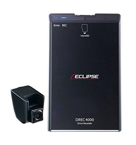 デンソーテン イクリプス(ECLIPSE) 日本製 ドライブレコーダー カメラセパレート型 DREC4000