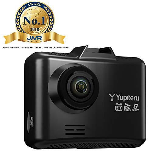 ユピテル GPS機能  ドライブレコーダー WD310 200万画素 事故時非常用電源搭載 1年保証 常時録画 衝撃録画 ...