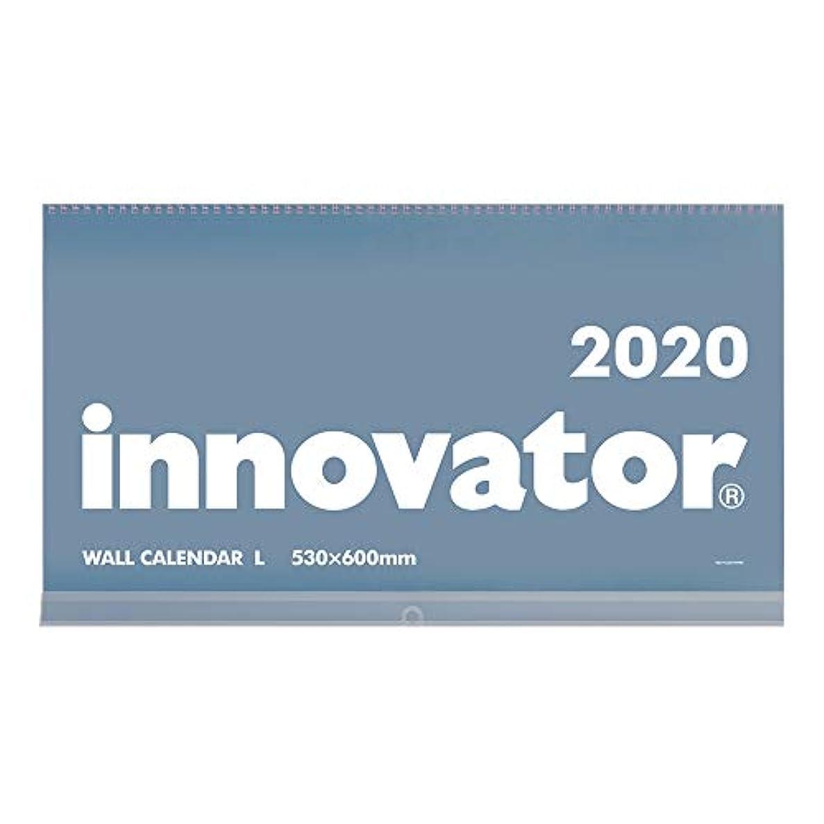 不機嫌そうな中絶若さデザインフィル イノベーター 2020年 カレンダー 壁掛け L 30915006