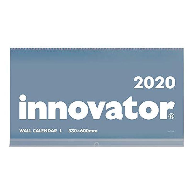 国内の降伏擬人化デザインフィル イノベーター 2020年 カレンダー 壁掛け L 30915006
