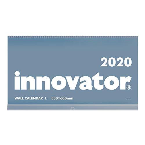 デザインフィル イノベーター 2020年 カレンダー 壁掛け L 30915006