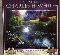 The Art ofチャールズ・ホワイトブリッジの海1000pcパズル