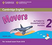 Cambridge English Young Learners Test Movers 2. Audio-CD