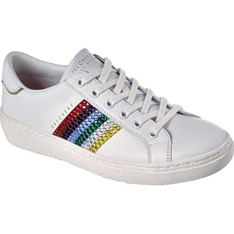 (スケッチャーズ) Skechers レディース シューズ?靴 スニーカー Goldie Rainbow Rockers Sneaker [並行輸入品]