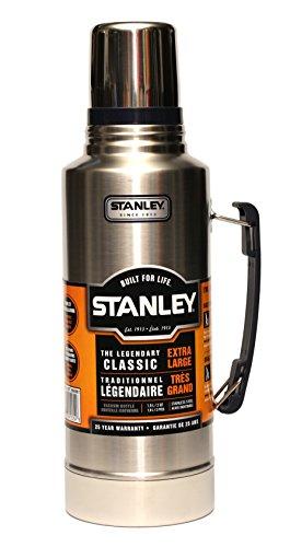 RoomClip商品情報 - Stanley スタンレー 真空断熱ボトル 1.89L シルバー ステンレス製