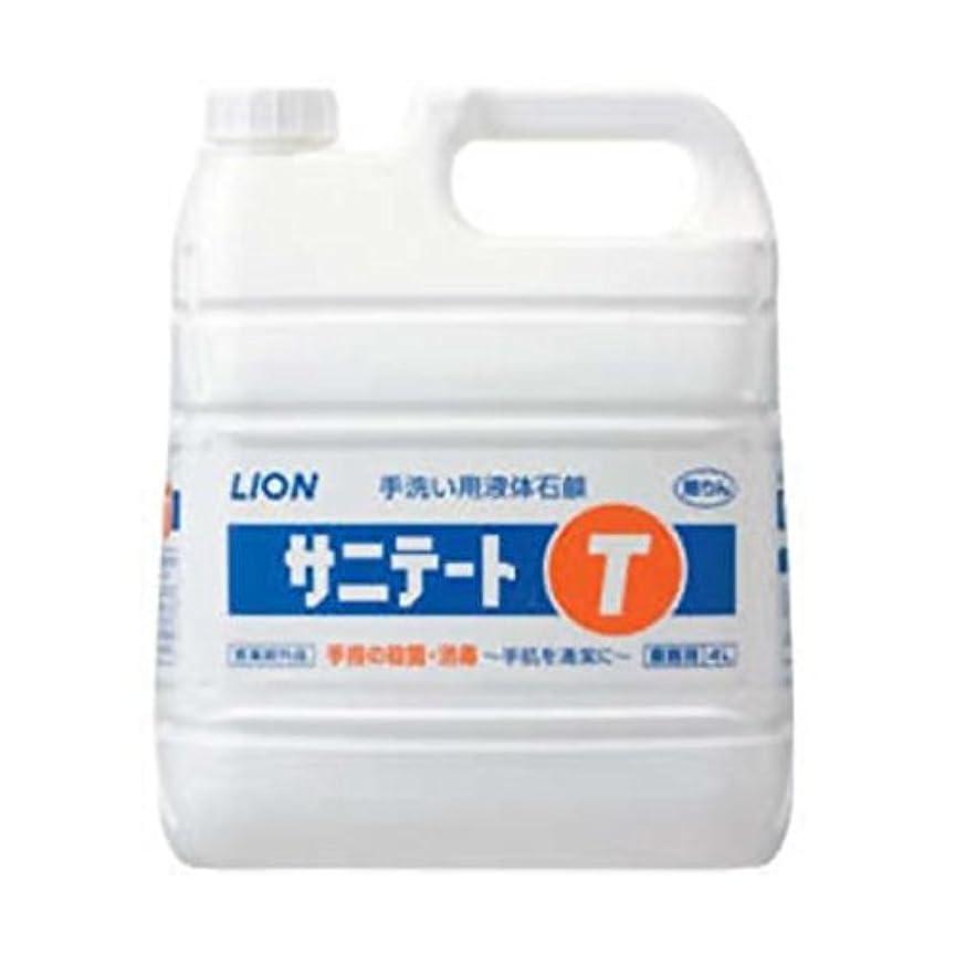 入力合意汚れる【お徳用 2 セット】 業務用 サニテートT 4L×2セット