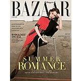 韓国雑誌 BAZAAR(バザー) 2018年 6月号 (少女時代のユナ表紙/SHINeeのミンホ、ヒョリン、チョン・ジョンソ、ナナ記事)