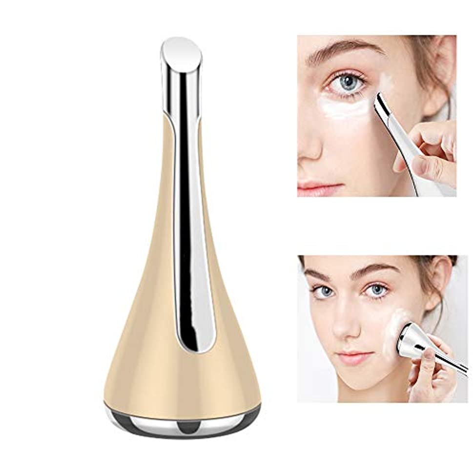 管理者トリム年金顔と目に明るい肌を導入するためのデュアルプローブ磁気導入器,金