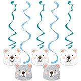 Birthday Bear Dizzy Danglers