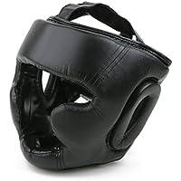 総合格闘技レザーHeadgear、キックボクシング格闘技保護Headgear