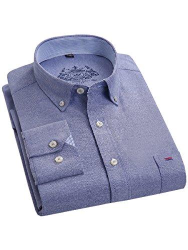 (ワイ-ミー)Y-ME 長袖ワイシャツカジュアルビジネス紳士長袖シャツ 選択...