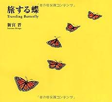 旅する蝶  Traveling Butterfly