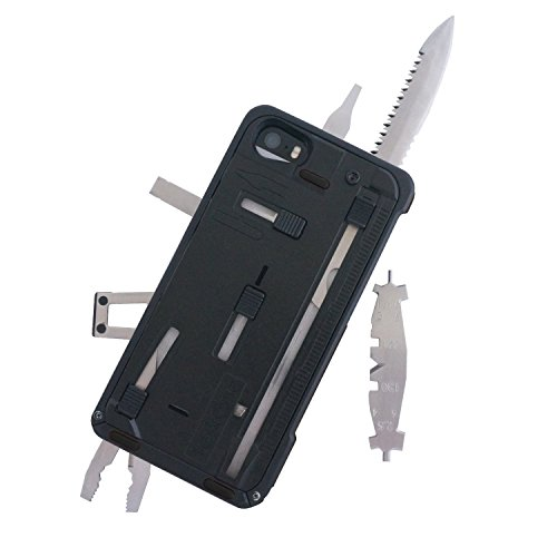 TaskOne G3 Pro Multi Tool Utility Case for iPhone 5/5s