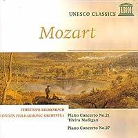 Mozart: Piano Concertos 21 &27