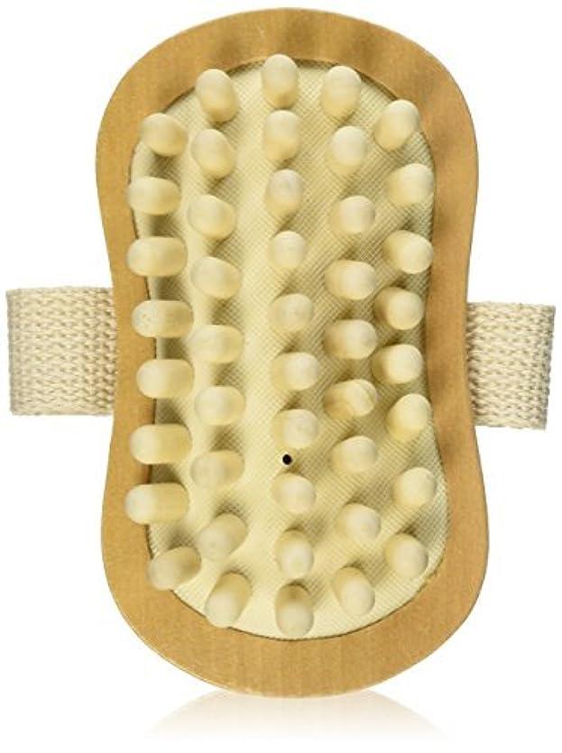 ロッド文必要性Accessories by Upper Canada Hand-Held Body Massager Brush [並行輸入品]