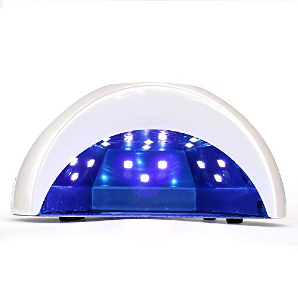 夏チャンバープーノネイル光線療法機36W三段変速機21ランプビーズ空気清浄機能ネイル光線療法機