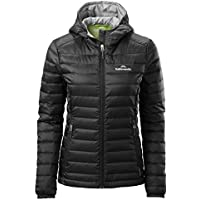 Kathmandu Heli Hooded Lightweight Compact Water-Repellent Warm Women Down Jacket Women's